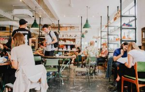 Serverlab Innovation Cafe